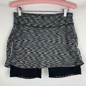 Athleta / 2-in-1 Contender Skort Athletic Skirt